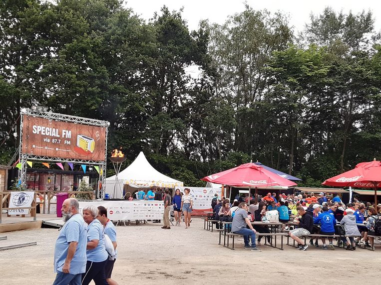 Iedereen is zaterdag welkom in het Olympisch dorp in de sportzone van Beveren.