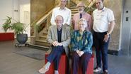 Arthur en Renildis zijn 60 jaar getrouwd