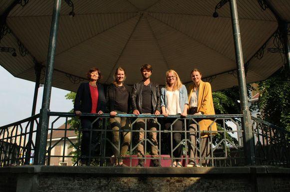 De vzw Feest Forward organiseert voortaan de zomerse optredens in Berlaar