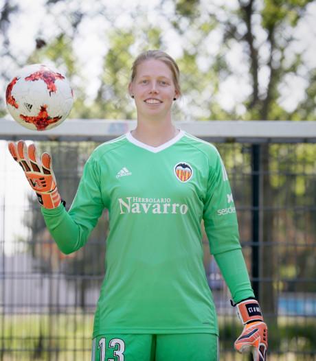 Brabantse Jennifer Vreugdenhil (24) is vierde keeper van Oranje: 'Ik was er dolgraag bij geweest'