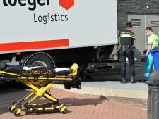 Chauffeur gewond bij lossen vrachtwagen in Breda