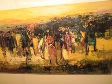 Veel variatie bij derde Kunstbeurs van Noord-Brabant in Lithoijen