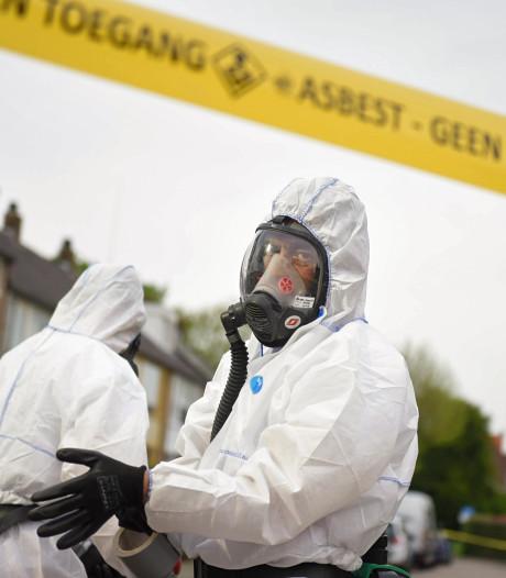 Asbestsanering Klein Driene in Hengelo kost 8 ton