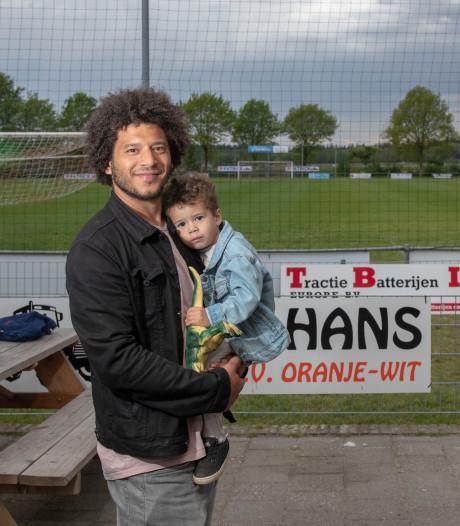 Roberto van der Tier nieuwe trainer Oranje Wit