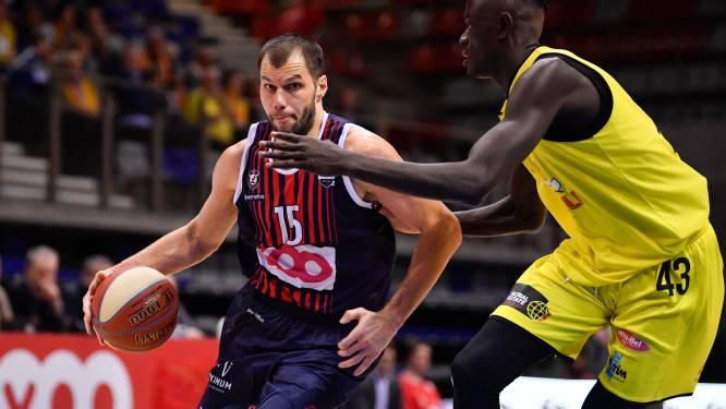 Basketbalclub Luik dreigt met faillissement