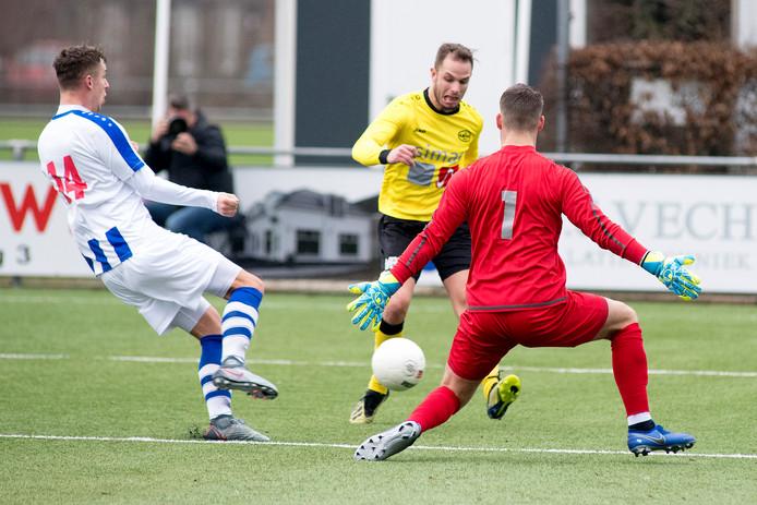 FC Lienden verloor vorige week op eigen veld van UNA.