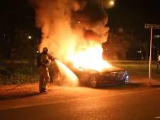 Zeven maanden cel voor jaloerse auto-brandstichter (24) Hellevoetsluis