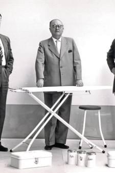 Brabantia doet al 100 jaar hetzelfde: 'Nu nog het strijken leuker maken'