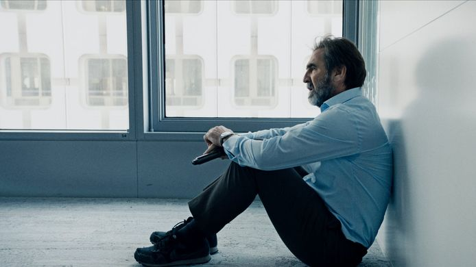 Eric Cantona in Dérapages