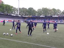 RKC-directeur Frank van Mosselveld: 'Missen play-offs teleurstellend, niet rampzalig'