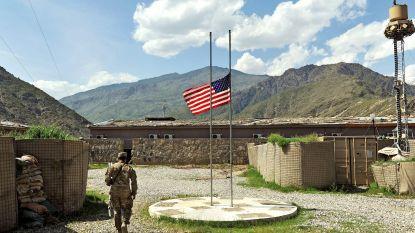Amerikaans leger begint terugtrekking troepen uit Afghanistan