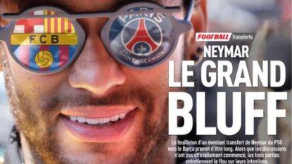 Blufpoker op topniveau: hoe noch PSG, noch Barça noch Neymar écht in hun kaarten laten kijken