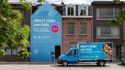 Albert Heijn gaat boodschappen aan huis leveren: 10 Antwerpse gemeenten krijgen primeur