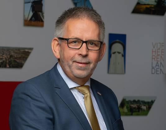 Maks van Middelkoop, wethouder Vijfheerenlanden.