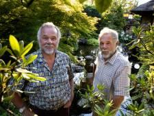 Tweelingbroers Wout en Piet: getrouwd met zussen, een gedeelde voordeur en passie voor tuinen