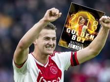 Matthijs de Ligt wint Golden Boy Award