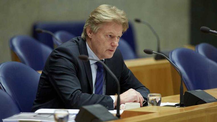 Verantwoordelijk staatsecretaris Martin van Rijn (Volksgezondheid) Beeld anp