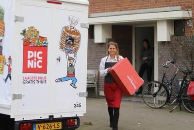 Online supermarkt Picnic breidt uit naar Duitsland