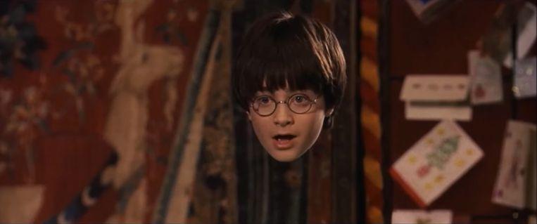 Harry Potter invisibility cloak onzichtbaarheidsmantel