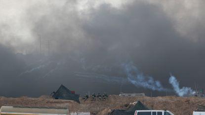 Israël vuurt raketten af op Gaza