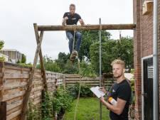 Niels uit Zwolle in de touwen voor bizarre challenge na uit de hand gelopen grap