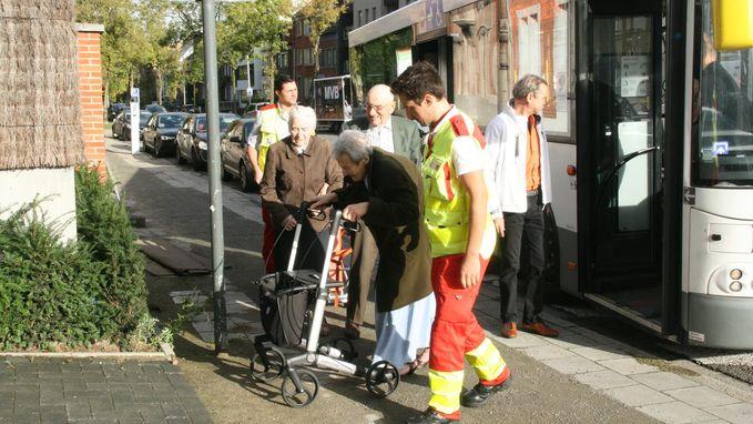 """""""Mémé (97) is niet zómaar uit rolstoel gevallen"""""""