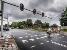 Bewoners Halsterseweg vrezen voor ongelukken bij tweerichtingsfietspad
