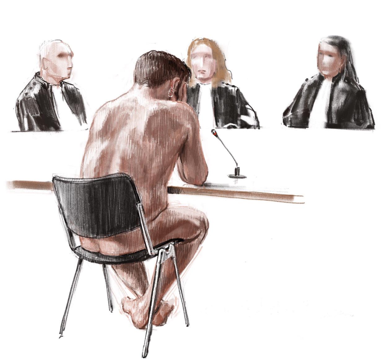 Verdachte- illustratie Petra Urban
