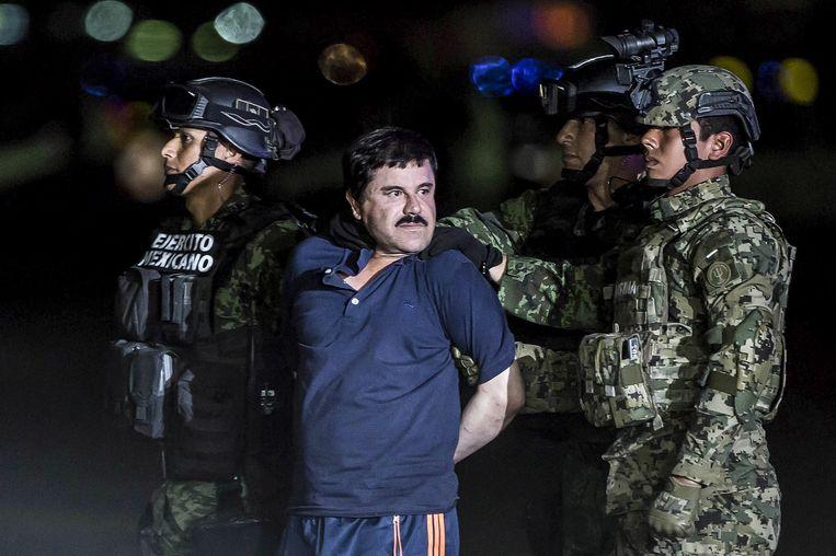 Nederlandse politie tapte anderhalf jaar lang alle communicatie van Mexicaanse drugsbaron 'El Chapo'