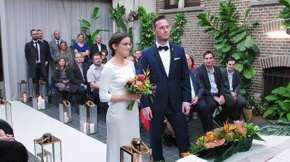 De trouwjurk, de ringen en het feest: wie betaalt in 'Blind Getrouwd' de rekening?