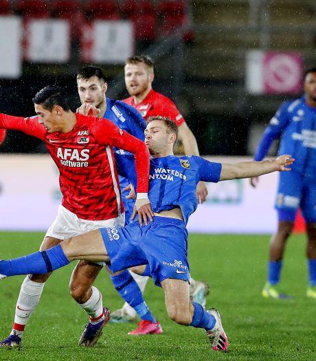 Tronstad mist hervatting competitie Vitesse bij Heracles; Bruns in de basis