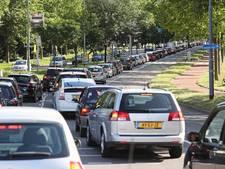 'Spijkenisse bezorgt Hoogvliet flinke files met nieuwbouw'