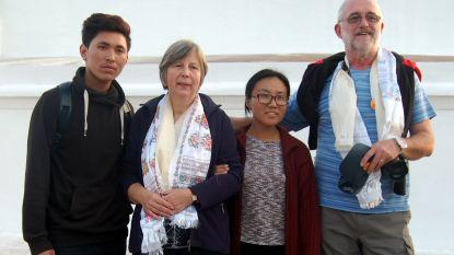 Marc en Erna betalen al 12 jaar schoolgeld voor petekinderen in Nepal