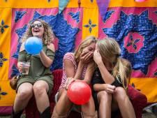 Groeiend aantal gemeentes in Oost-Nederland wil lachgas van straat weren