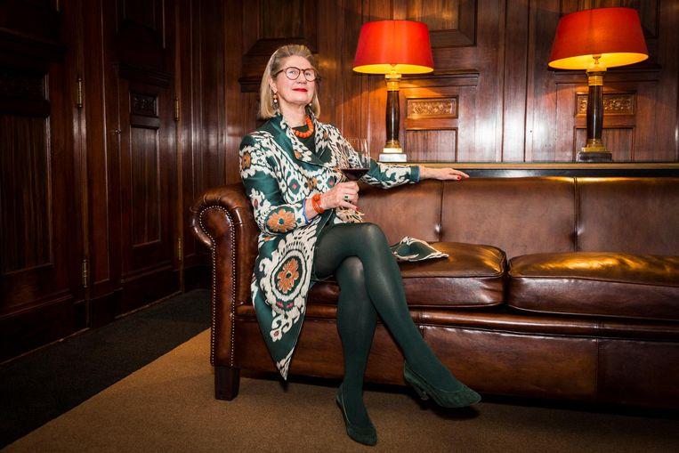 Renée van den Berg: 'Ook voor mensen zonder prestigieuze baan' Beeld Tammy van Nerum