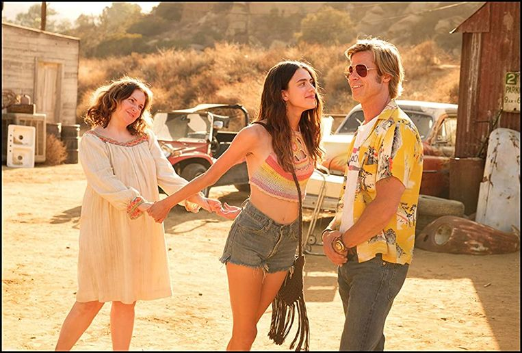 'Once Upon a Time in... Hollywood.' Beeld