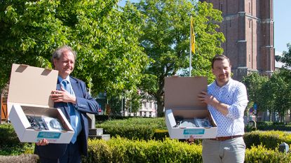 Ingezamelde laptops krijgen nieuw leven op Peerse scholen