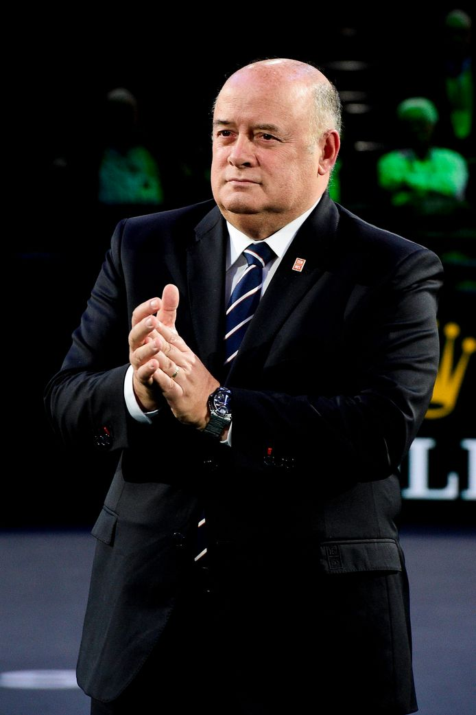 Bernard Giudicelli