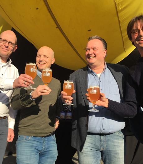 Tilburg Trappers-bier als brug naar de stad
