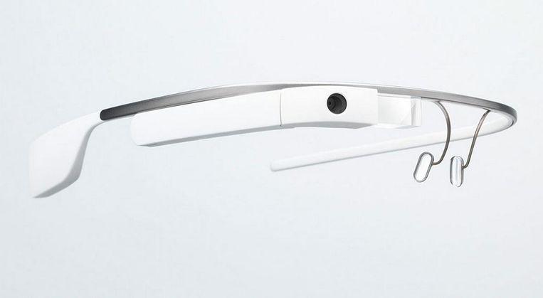 De mislukte Google Glass. Beeld