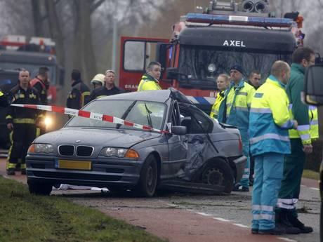 Dode en gewonde bij ongeval bij Axel