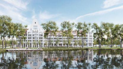 WONEN. Nieuwe woonwijk aan het Duinenwatermeer wordt 'dorpje' in Knokke