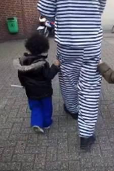 Ziek jochie vangt 'lollydief' met Zoetermeerse agenten