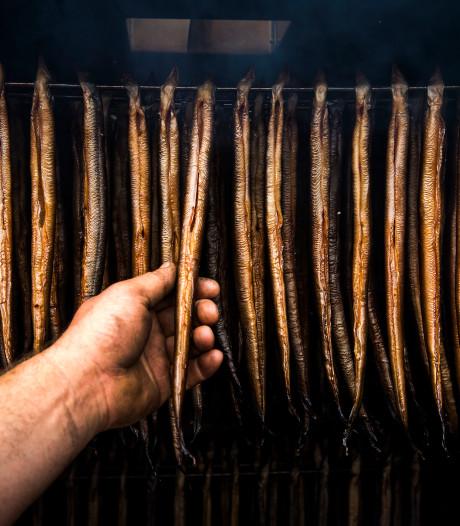Elk jaar een paling tijdens de kermis, tot het ineens ophield