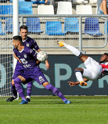 Virtuoos Yeboah hoopt op basisplaats bij Willem II tegen Rangers