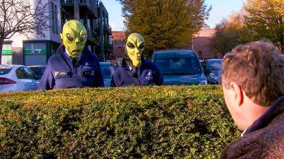 'De Buurtpolitie' goes 'X-Files' voor Alien Abduction Day