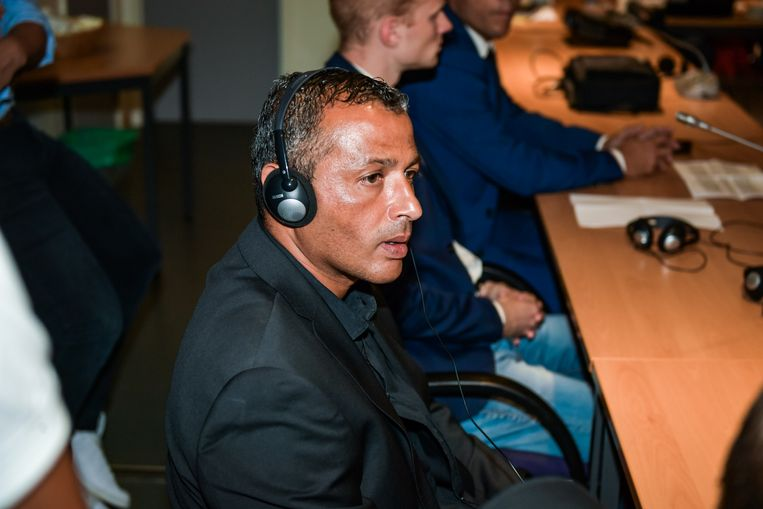 Union-assistent Abder Ramdane.