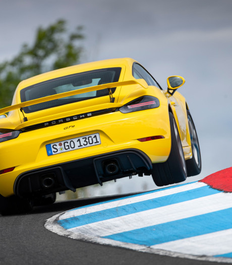 Nieuwe Porsche 718 Cayman GT4 heeft bijna alles mee