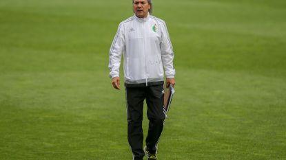 Algerije ontslaat bondscoach Rabah Madjer na amper acht maanden