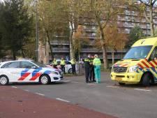 Fietsster aangereden door auto in Oosterhout